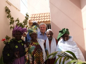 DFID Minister meets Senegalese community members to hear about their experiences