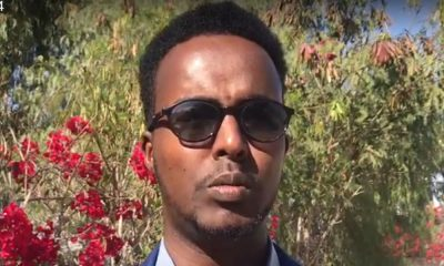 Muse at the KSW in Hargeisa, Somaliland.