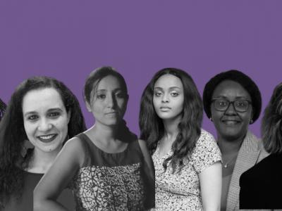 women's leadership, COVID and female genital cutting