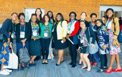 Orchid Project's advocacy team with fellow partners and organisers of the WD2019 pre-conference on ending FGC.