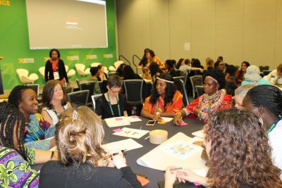 Delegates at the WD2019 pre-conference, Uniting to end FGM/C by 2030.